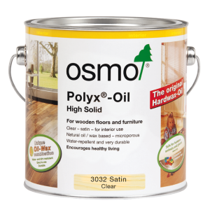 Osmo Polyx-Oil Original Clear Satin 2.5l