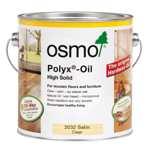 Osmo Polyx-Oil Original Clear Satin 750ml