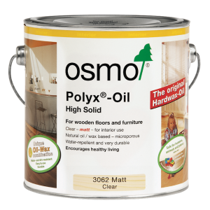 Osmo Polyx-Oil Original Clear Matt 2.5l