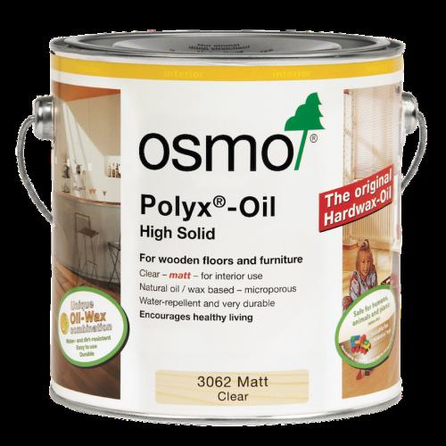 Osmo Polyx-Oil Original Clear Matt 2.5l