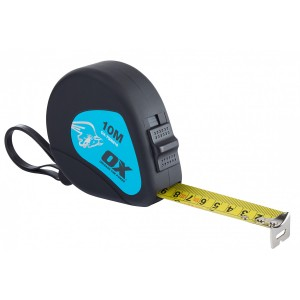 OX Trade 10m Tape Measure