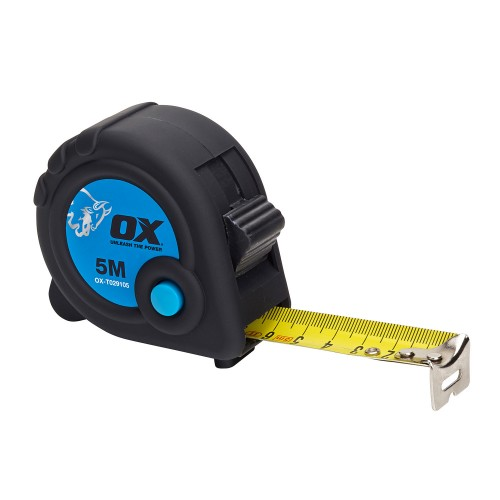 OX Trade 5m Tape Measure