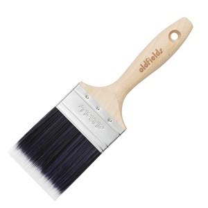 "NEW Oldfields Pro Series Rectangle Brush 3"""