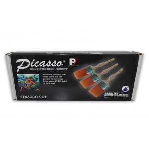 Picasso Minatour Straight Cut Set of 3