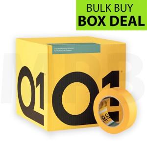 "Q1 Precision Line Masking Tape 1.5"" Box of 24"