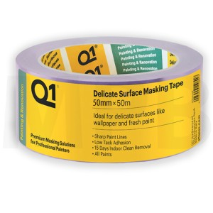 Q1 Delicate Surface Masking Tape 2""