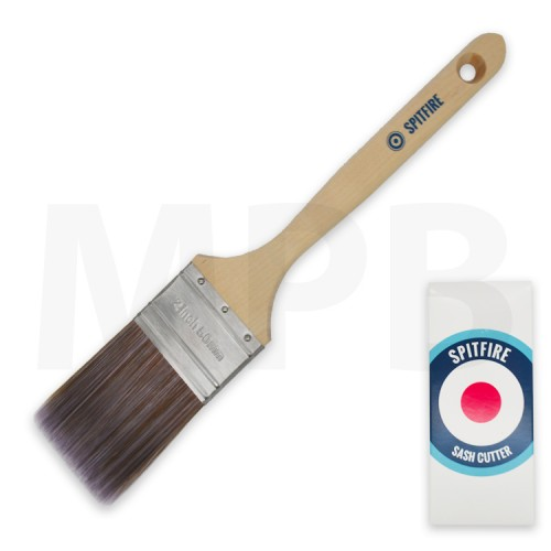 "Spitfire Straight Sash 2.5"" Brush"