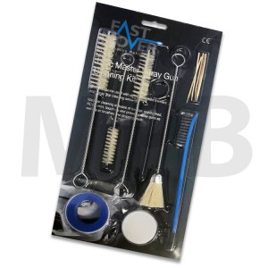 Spray Gun Cleaning Kit 13 Piece