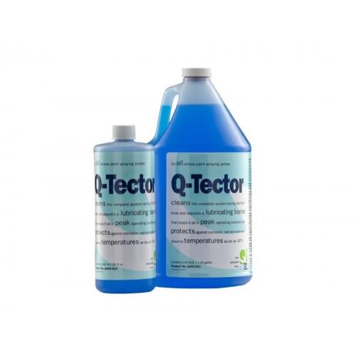 Q-Tech Q-Tector Airless Pump Conditioner