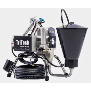 TriTech T5 Airless Sprayer Carry + Ultra Finish Package FREE (SEPTEMBER ONLY DEAL)