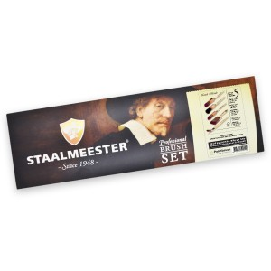 Staalmeester Brush Welcome Kit
