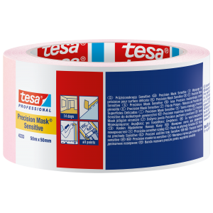 "Tesa Precision Masking Tape Sensitive 2"" / 50mm"