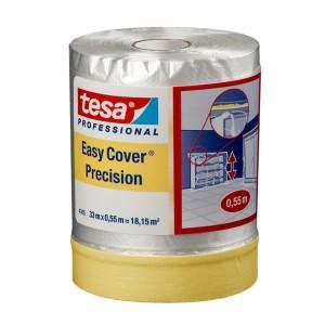 Tesa Easy Cover Precision Masking Film 550mm x 33m