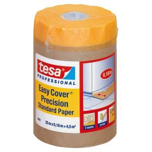 Tesa Easy Cover Precision Standard Paper 180mm x 25m