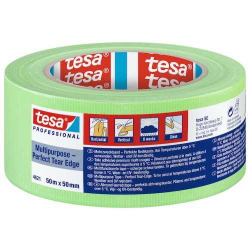 Tesa Multipurpose Outdoor Cloth Tape 50mm x 50m