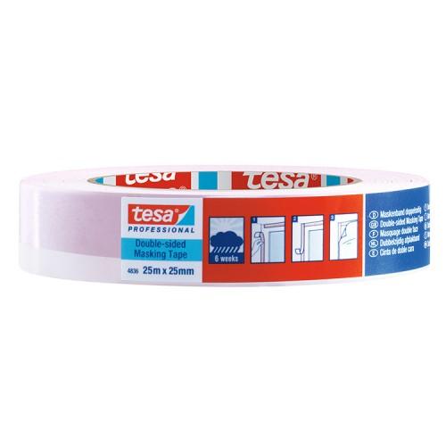 Tesa Double Sided Masking Tape 25mm x 25m