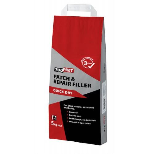 Toupret Patch & Repair Filler 5KG