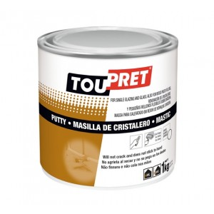 Toupret Window Putty 1KG