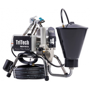 TriTech T4 110v Airless Sprayer - Carry + Hopper