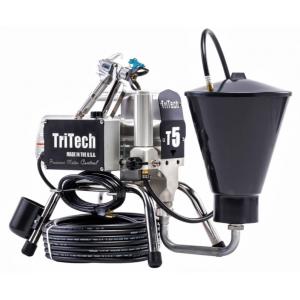 TriTech T5 110v Airless Sprayer - Carry + Hopper