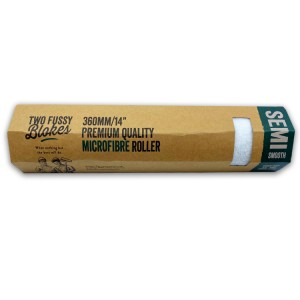 """Two Fussy Blokes 14"""" Semi Smooth Roller Sleeve (10mm)"""