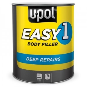 Upol Easy 1 Lightweight Body Filler For Deep Repairs 3L