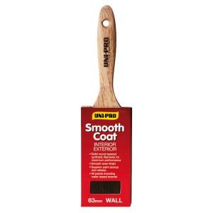 "Uni-Pro Smooth Coat Straight Wall 2.5"" Brush"