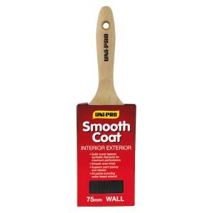 "Uni-Pro Smooth Coat Straight Wall 3"" Brush"