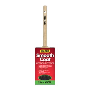 """Uni-Pro Smooth Coat Oval Straight 3"""""""" Cutter"""
