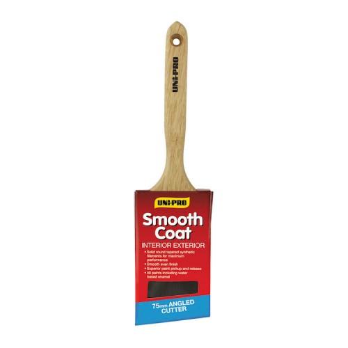 """Uni-Pro Smooth Coat Angle Sash 3"""" Brush"""