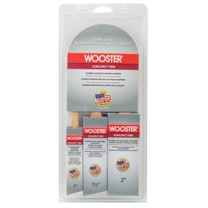 Wooster Ultra/Pro Firm 3 Pack