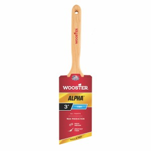 """Wooster Alpha Angled Sash 3"""" Paint Brush"""