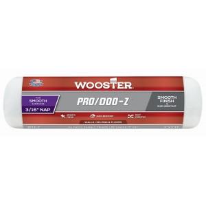 "Wooster 9"" Pro/Doo-Z 3/16"" Nap"