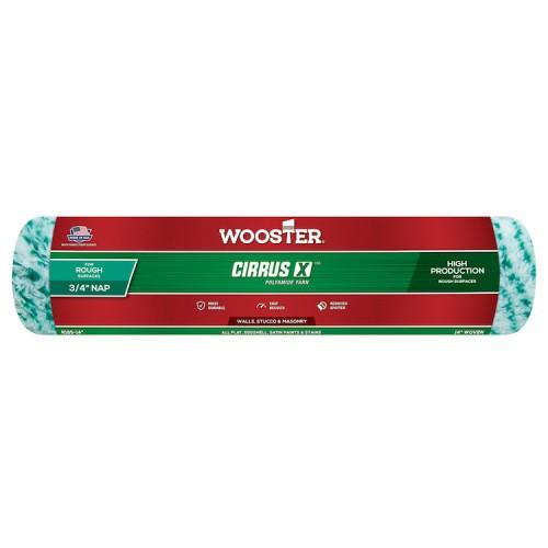 "Wooster 14"" Cirrus X 3/4"" Nap"