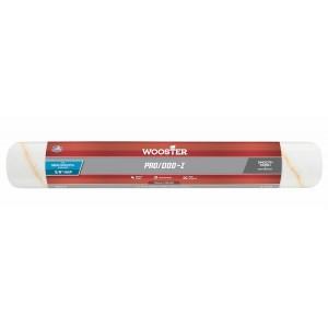"Wooster 18"" Pro/Doo-Z 3/8"" Nap"
