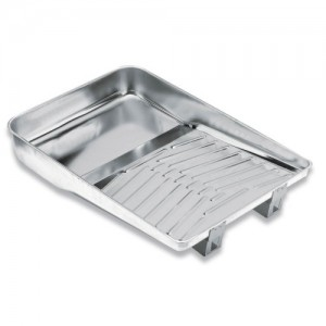 "Wooster Deluxe 11"" Metal Tray"