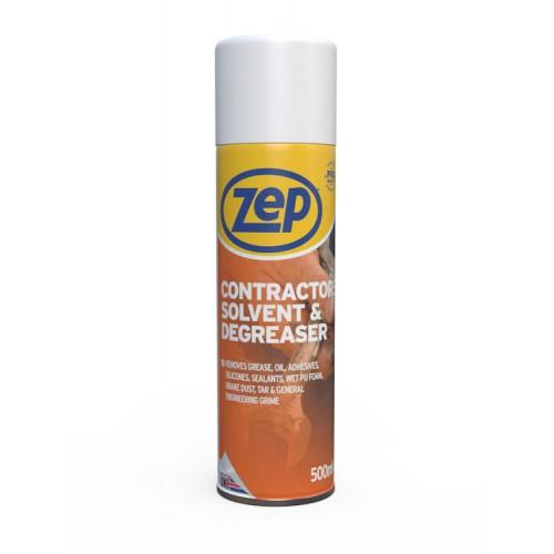 Zep Contractors Solvent & Degreaser Aerosol 500ml