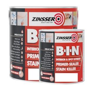 Zinsser B-I-N Primer White
