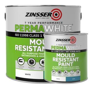 Zinsser Perma-White Interior Satin