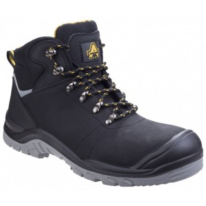 Amblers Lightweight Water Resistant Leather Safety Boot AS252