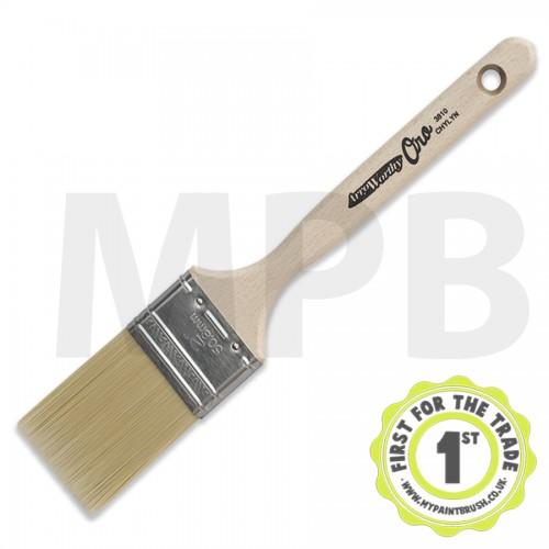 """Arroworthy Oro Flat Sash 2.5"""" Brush"""
