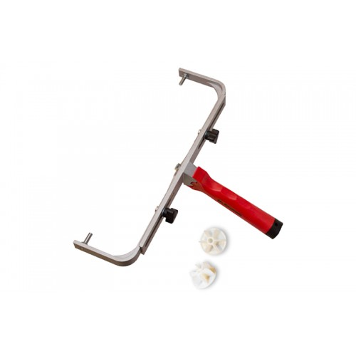 "Arroworthy Barracuda Adjustable Roller Frame 12-18"" (With End Caps)"