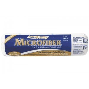 "Arroworthy 9"" 3/8"" Nap Microfibre Roller Sleeve (Standard UK Core)"