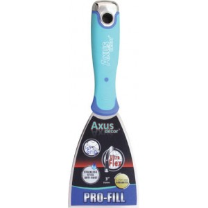 "Axus Pro-Fill Stainless Steel Flexible Filling Knife 3"" (76mm)"