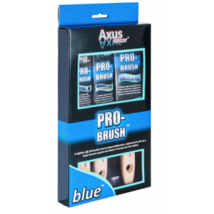 Axus Blue Pro Brush 3 Pack