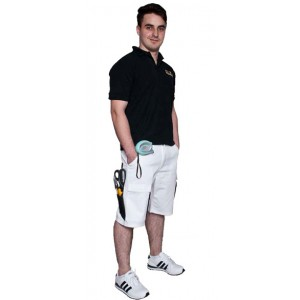 Axus Painter's Shorts (Blue Series)