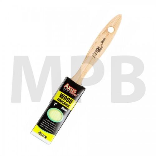 """Axus Decor Lime Wood Finishing Paint Brush 1"""""""