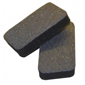 Trollull Glass Cleaner Stainless Steel Wool Sponges