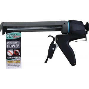 Axus Immaculate Power Caulking Gun with Auto-Lock
