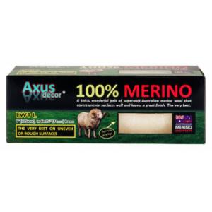 "Axus 100% Merino Sheepskin 9"" Roller Sleeve Long Pile"